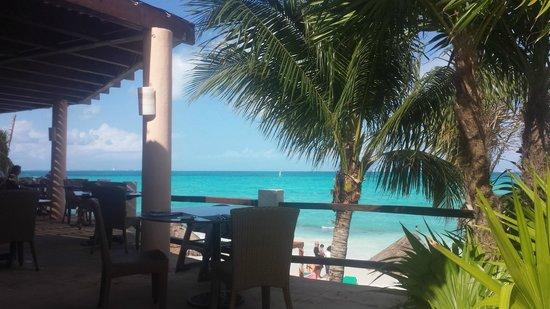 Grand Fiesta Americana Coral Beach Cancun: Isla Contoy Restaurant