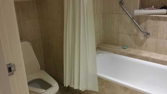 Grand Fiesta Americana Coral Beach Cancun: Shower