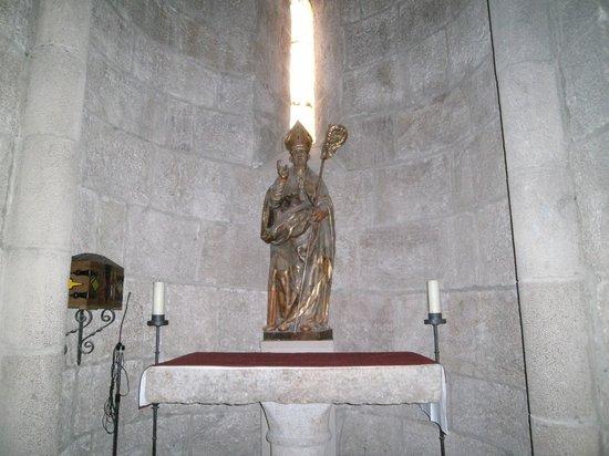 Monasterio de Leyre: Элемент интерьера