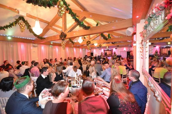 The Stanwick Hotel: Belvoir & Westone Xmas Party 2013