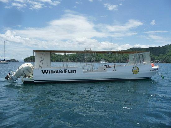 Wild & Fun: Aquatica
