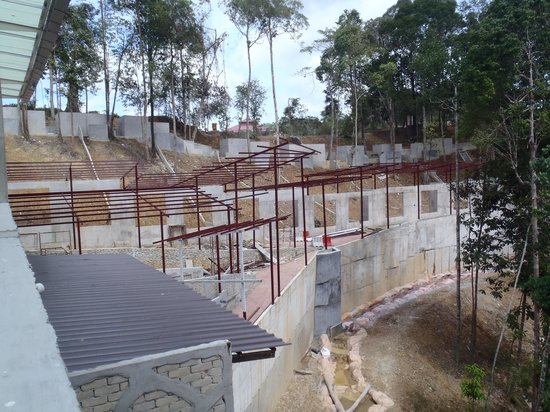 Bukit Gambang Resort City: Safari park construction 4