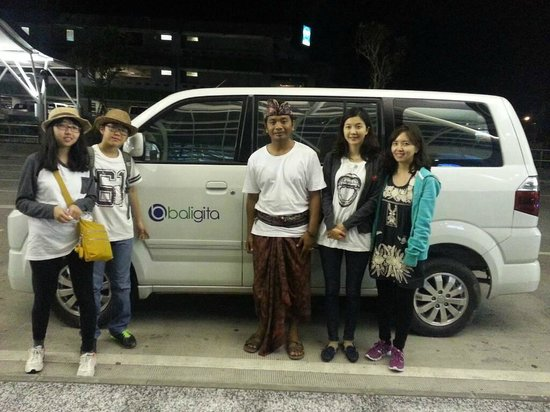Cheap Bali Driver - Day Tours: with Mr. Made Pinda