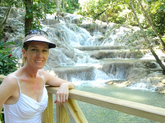 Dunn's River Falls and Park: Dunn's River Falls
