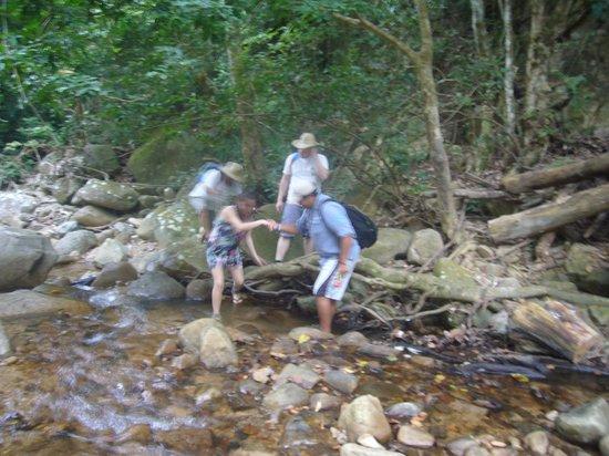 Explora Vallarta: Nature Tours, Adventure & Culture: Jorge siempre atento