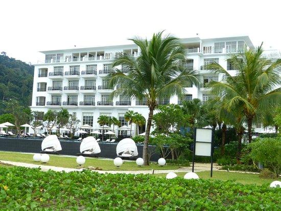 The Danna Langkawi, Malaysia: Aussen