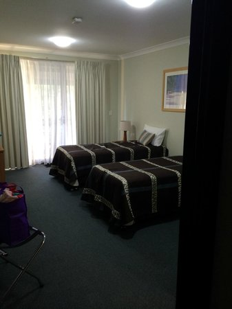 The Brighton: 2nd bedroom (separate from main apart by lockable door)