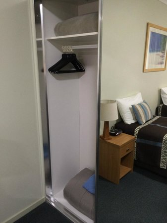 The Brighton: ample cupboard space