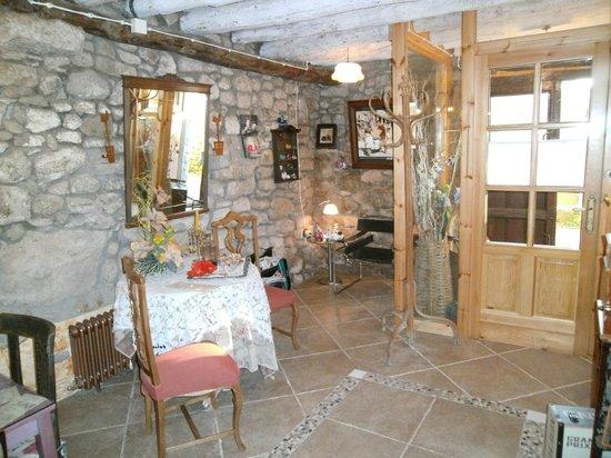 El Callejon De Andrese: Зал для завтрака и отдыха