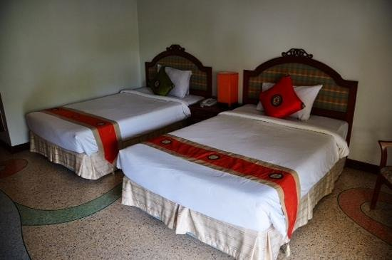 Golden Beach Resort: Pleasant rooms