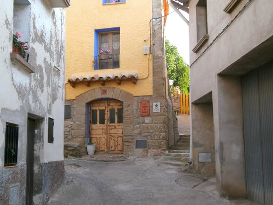 El Callejon De Andrese: Вход в отель