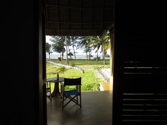 Butiama Beach: View from chalet