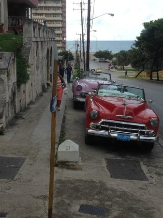 IBEROSTAR Grand Hotel Trinidad: Cars