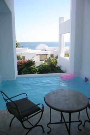 Camino Real Zaashila : Plunge pool