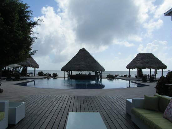 Belize Ocean Club : Paradise