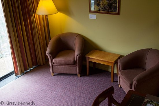 Cradle Mountain Hotel: Lower Level