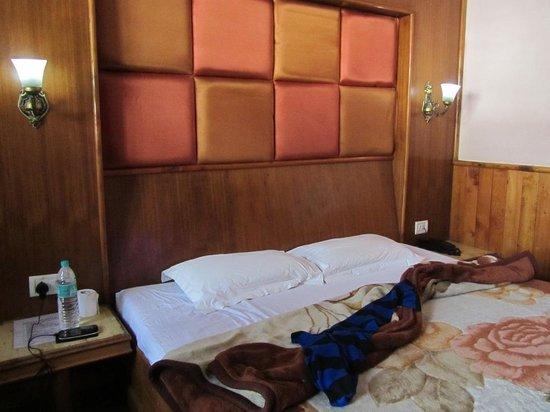 Hotel Jupiter : our room
