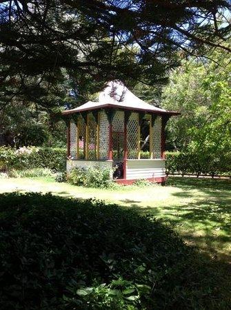 Quamby Homestead: summerhouse