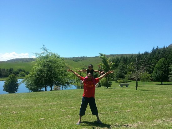 Silver Hill Lodge : Amazing view - the grounds
