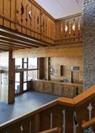 Hotel Club mmv Altitude Arc 2000: Réception