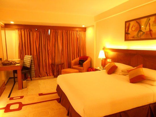 Accord Highland Hotel Ooty : Beautifully furnished rooms