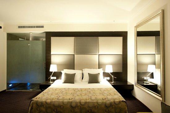 Montefiore Hotel: Deluxe suite