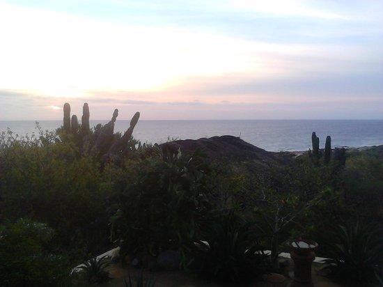 Villa del Faro: Vistas al mar
