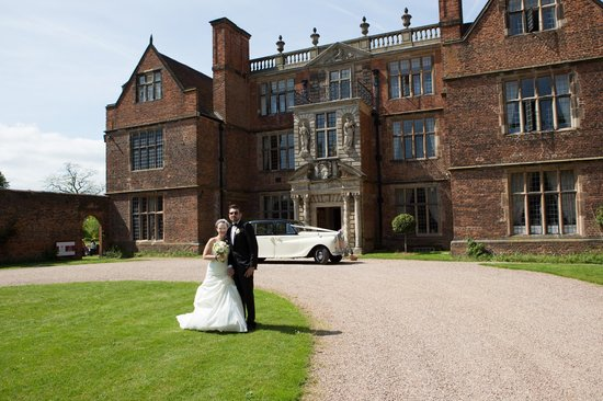 Castle Bromwich Hall Hotel: The Wedding Day