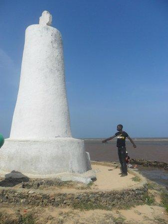 Vasco da Gama Pillar : Pillar