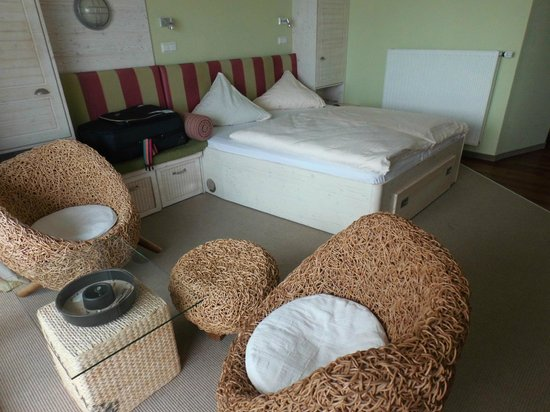 Hotel Rickmers Insulaner: Zimmer Lolland
