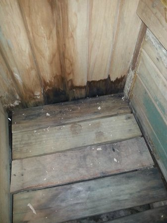 Bayview Hotel Singapore: Sauna in need of maintenance
