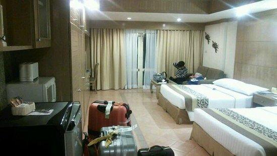 Horizon Patong Beach Resort & Spa: 部屋3