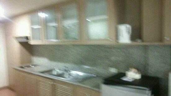 Horizon Patong Beach Resort & Spa : キッチン
