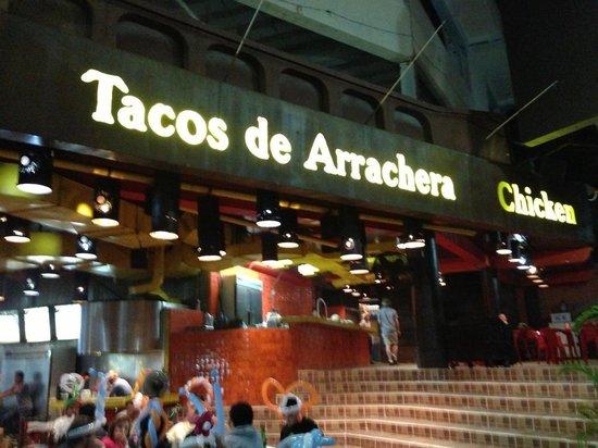Taco Factory : 外観