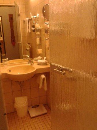 Hotel Heidelberg: bagno