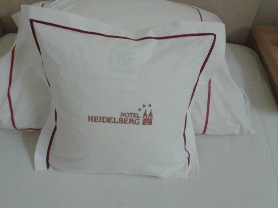 Hotel Heidelberg: cuscino