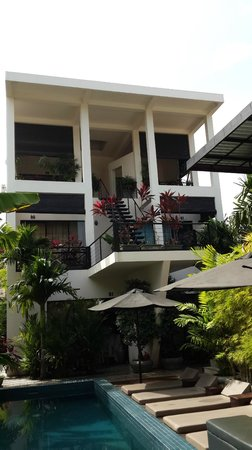 Kia Kaha Villa: Hotel Exterior