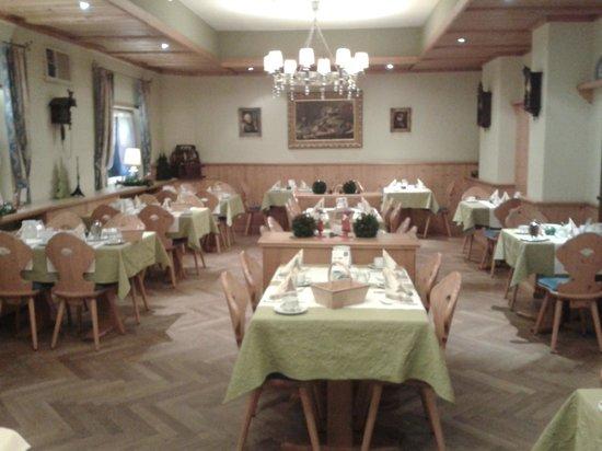 Hotel Heidelberg: sala colazione