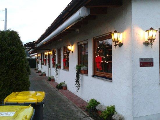 Hotel Heidelberg: esterno