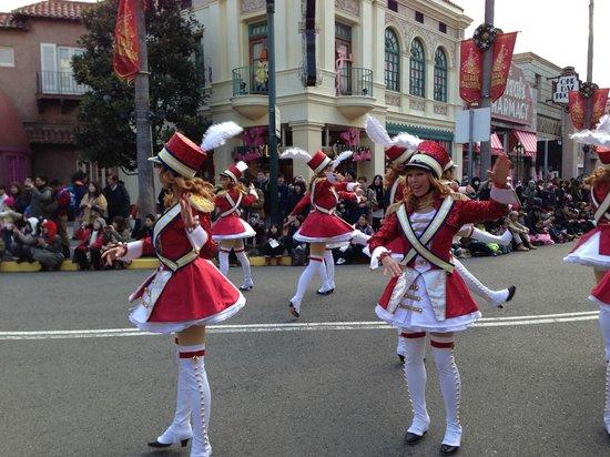 Universal Studios Japan: Parade