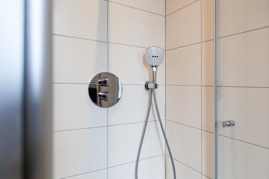 Hotel Nuhnetal: Badezimmer