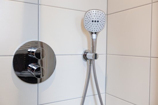 Hotel Nuhnetal: Dusche