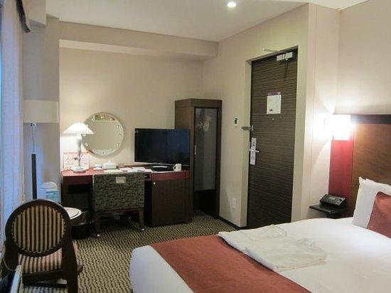 Hotel Grand Fresa Akasaka : номер