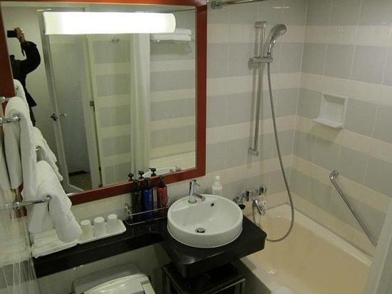 Hotel Grand Fresa Akasaka : ванная