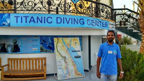Scuba Hurghada Diving Center : titanicdivingcenter