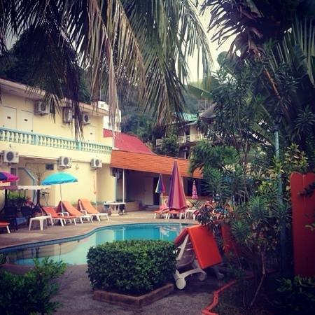 Club Coconut Resort : pool