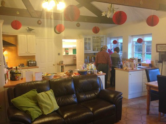 Tosson Tower Farm: Kitchen Diner Steadings