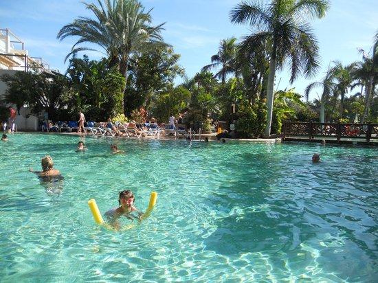 Tabaiba Princess: piscina climatizzata