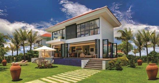 The Ocean Villas Exterior
