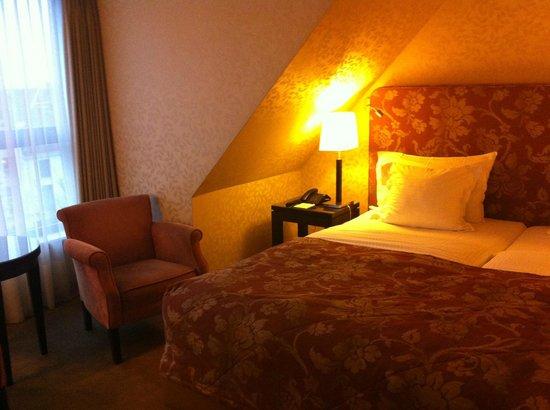 Grand Hotel Casselbergh Bruges: ODA